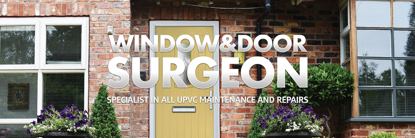 Double Glazed, Double Glazing, Glass, UPVC, Composite, White, Grey, Gray, Green, Colour, Window, Door, Conservatory, Porch, Frame, Letterbox, Handle, Hinges, Safety, Lock, Mechanism, Misted, Broken, Cracked, Repair, Maintenance, Installation, Replace - www.windowanddoorsurgeon.co.uk - 0800 024 6113